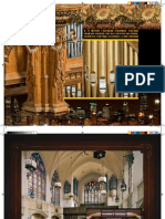 2012 Pipe Organs of Chicago IL Calendar