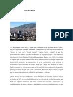 Medellín, la ciudad mítica de Ron Ridell