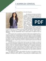 Handbook Asamblea General