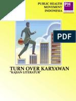 Turn Over Karyawan (Kajian Literatur)