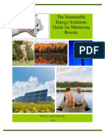 Schuweiler University of Minnesota Sustainable Energy Solutions