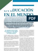 02 - Educacion en El Mundo