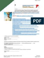 Modelo de Derechos de Petición