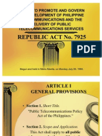 (2)Republic Act No 7925