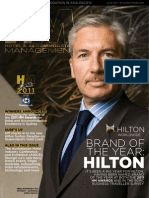 HM (Hotel Management) Magazine Oct 2011 V.15.5