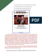 Mentiras Eléctricas en la Memoria y Cuenta AN 2012
