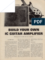 IC Guitar Amp
