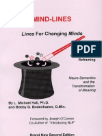 NLP Mind-Lines - L. Michael Hall PDF