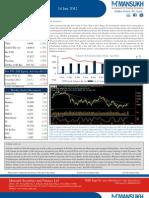 Weekly Market Outlook 14.01.12