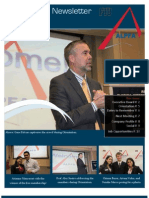 ALPFA Newsletter Spring 2012 No. 1