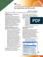 Six Sigma Datasheet