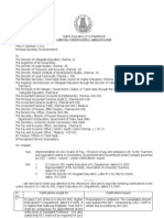Clarification for UGC Fixation
