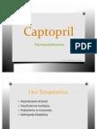 Captopril- Farmacodinamia