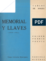 Carlos de Rokha - Memorial y Llaves