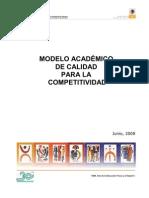 Documento Modelo Academico