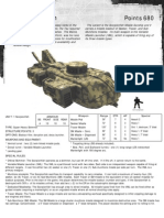 Scorpion Fish Datasheet 03.24.08