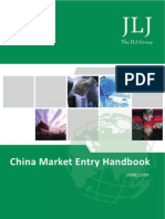 China Market Entry Handbook