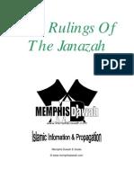 The Rulings of Janazah
