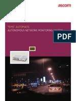 Tems Automatic 8.3 Brochure