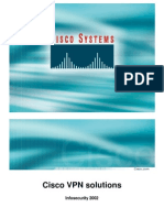 Cisco Press VPN Solutions