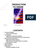 DWDM_INTRODUTION