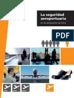 Folleto La Seguridad en Los Aeropuertos Caste Llano