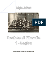 [eBook ITA] Jolivet Logica 1