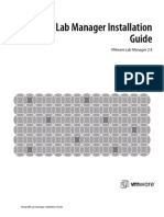 Lab Manager Installation Guide