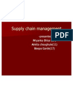 supplychainmanagement-090828064943-phpapp01
