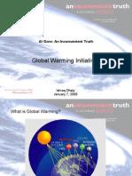 Al Gore Global Warming