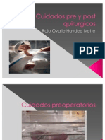 Cuidados Pre y Post Quirurgicos Pediatria - CopiaTAT