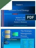 Busines Unitlevel Strategy
