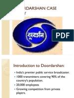 Doordarshan Case Study