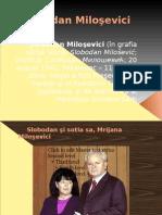 Slobodan Miloşevici