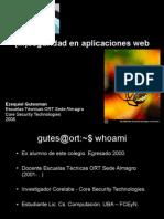ORT SpirIT 2008. Ezequiel Gutesman (Gutes)