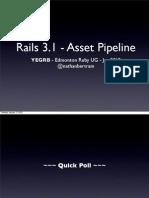 Asset Pipeline in Rails 3.1