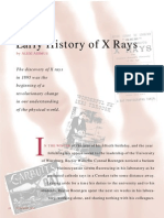 Early History of X-ray