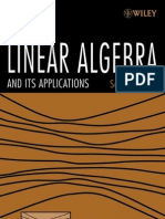 Peter Lax - Linear Algebra and Its Applications