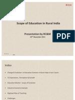 Education Market Study