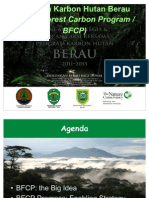 Berau Forest Carbon Program Overview