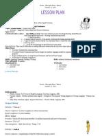 Plan Lectie 6A-2010