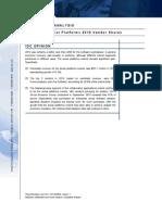 Worldwide Social Platforms 2010 Vendor Shares - Competitive Analysis - IDC Analyze the Future