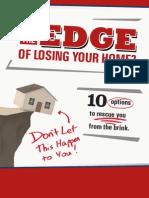 Foreclosure Alternatives Report