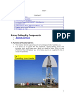 1 Rotary Drilling Rig Components