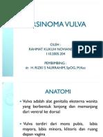 Karsinoma Vulva