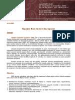 Spatiul Economic European