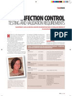 Testing&Validation Requirments PPD Jan12