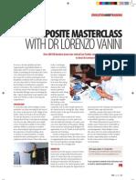 Vanini Composite Master Class PPD Jan12