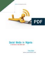 Social Media in Nigeria