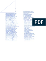lista mailuri